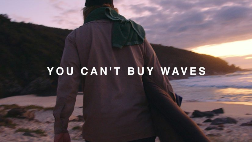 You Cant Buy Waves