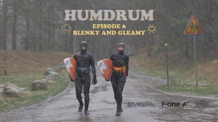 Humdrum ep 6 Blenky and Gleamy