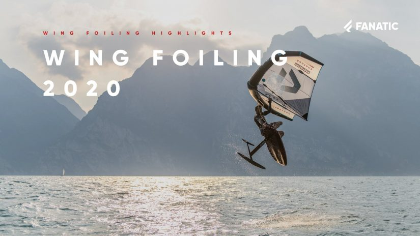 Wing Foiling Highlights